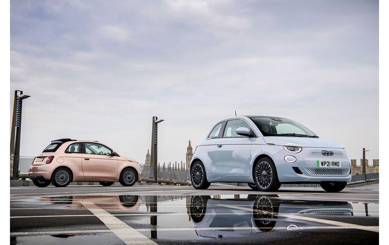 """Nowy Fiat 500 zwycięża w kategorii """"Mały Samochód Roku"""