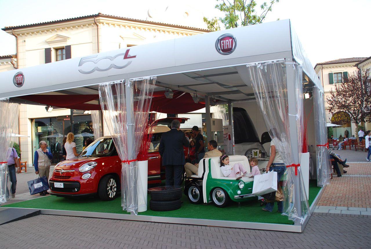 Fiat 500l Auf Europa Tournee N 228 Chster Halt Im Designer
