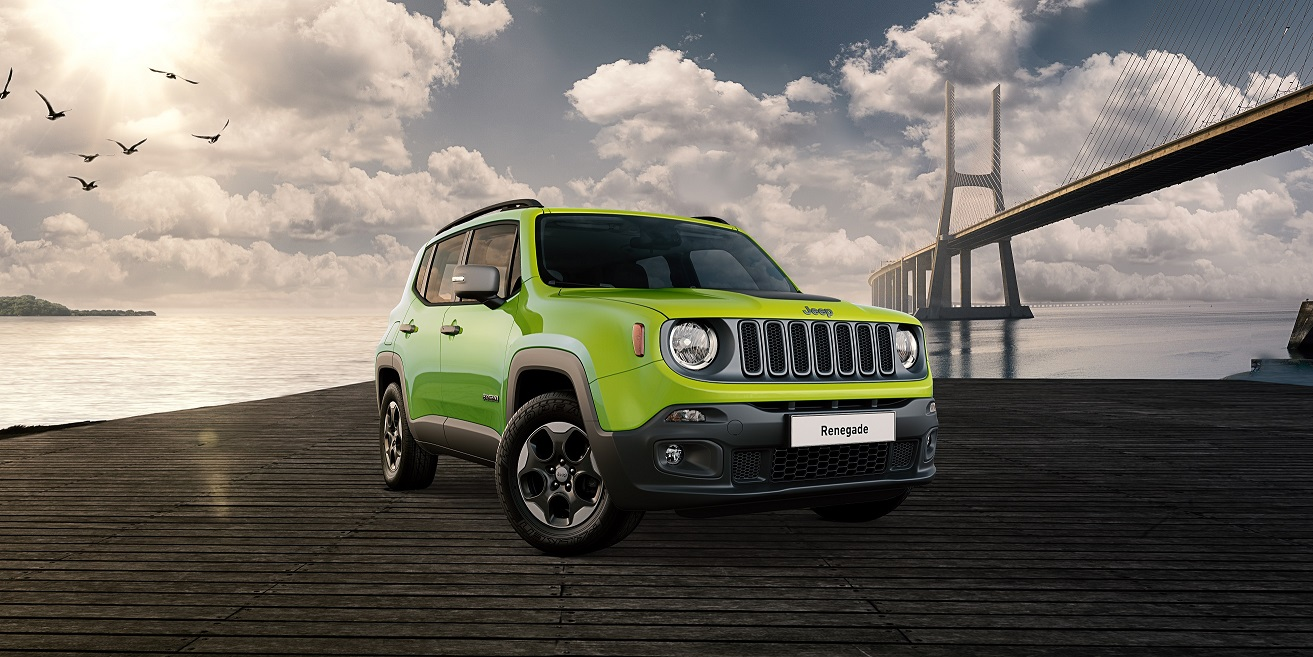 lancement de la nouvelle jeep renegade south beach communiqu s de presse fiat group. Black Bedroom Furniture Sets. Home Design Ideas