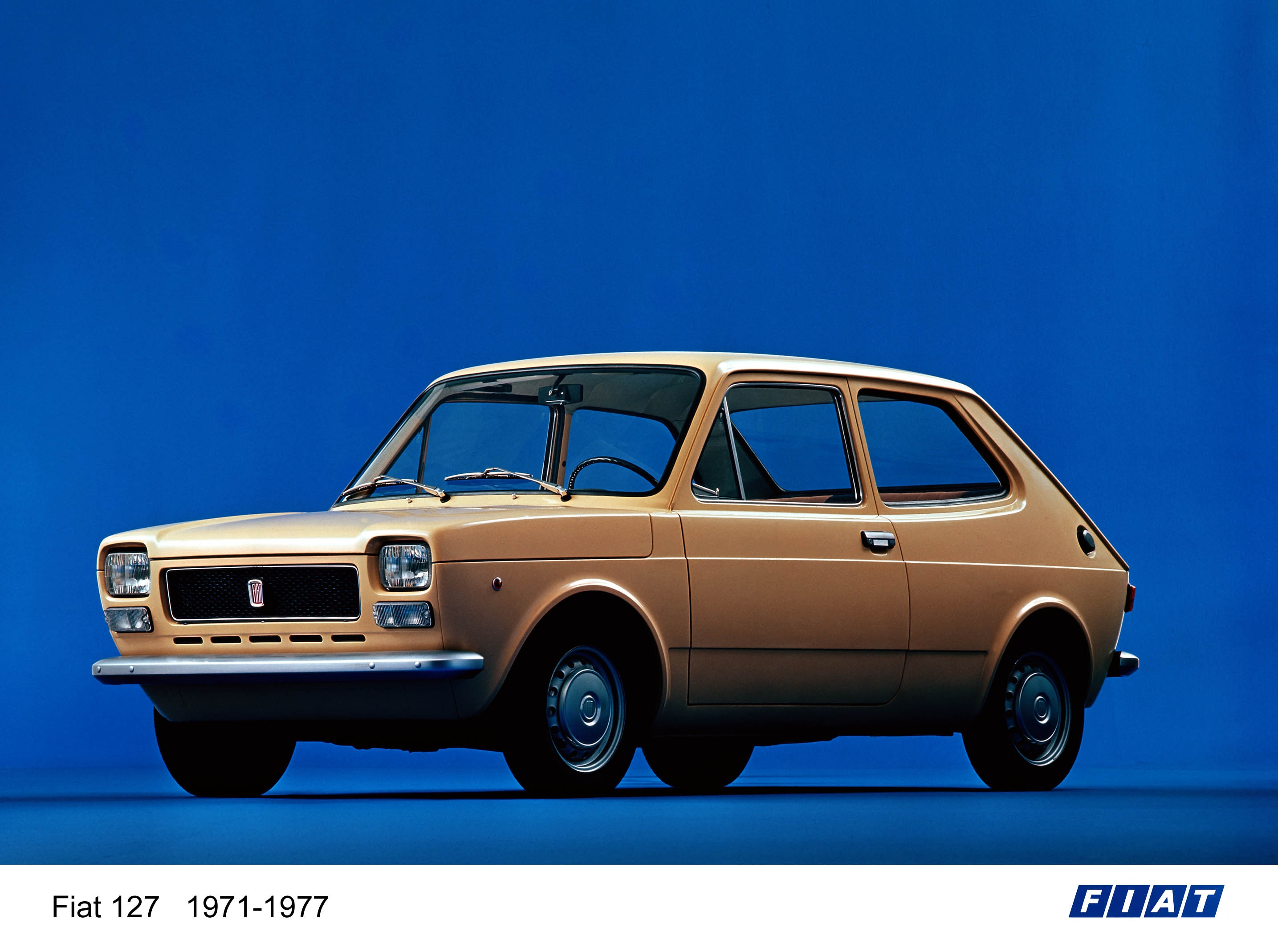 Geschichte Der Kompakten Fiat Vom Fiat 127 252 Ber Den Fiat