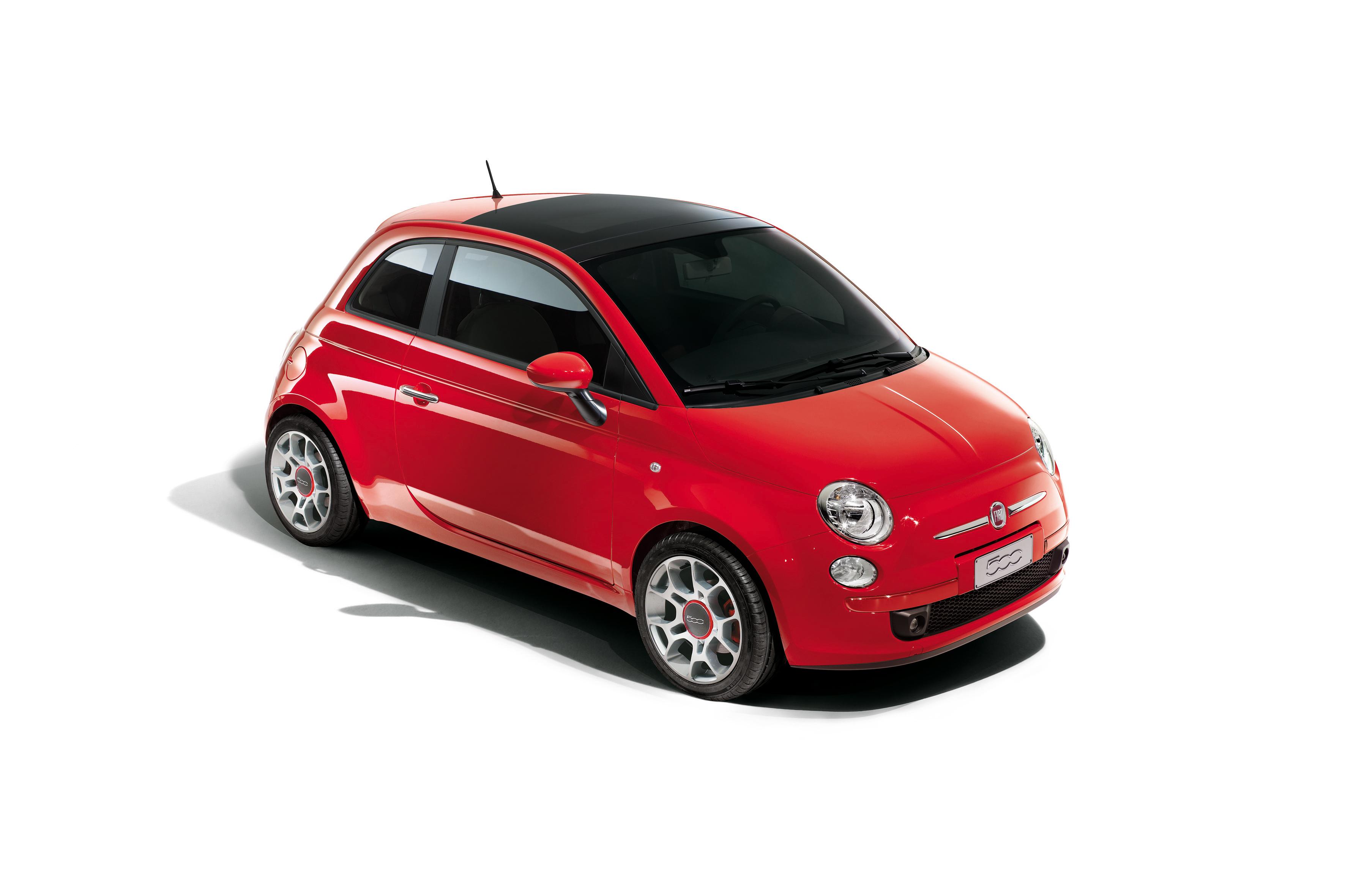 Kurz Gemeldet Neues Von Fiat Fiat 500 Sonderedition In