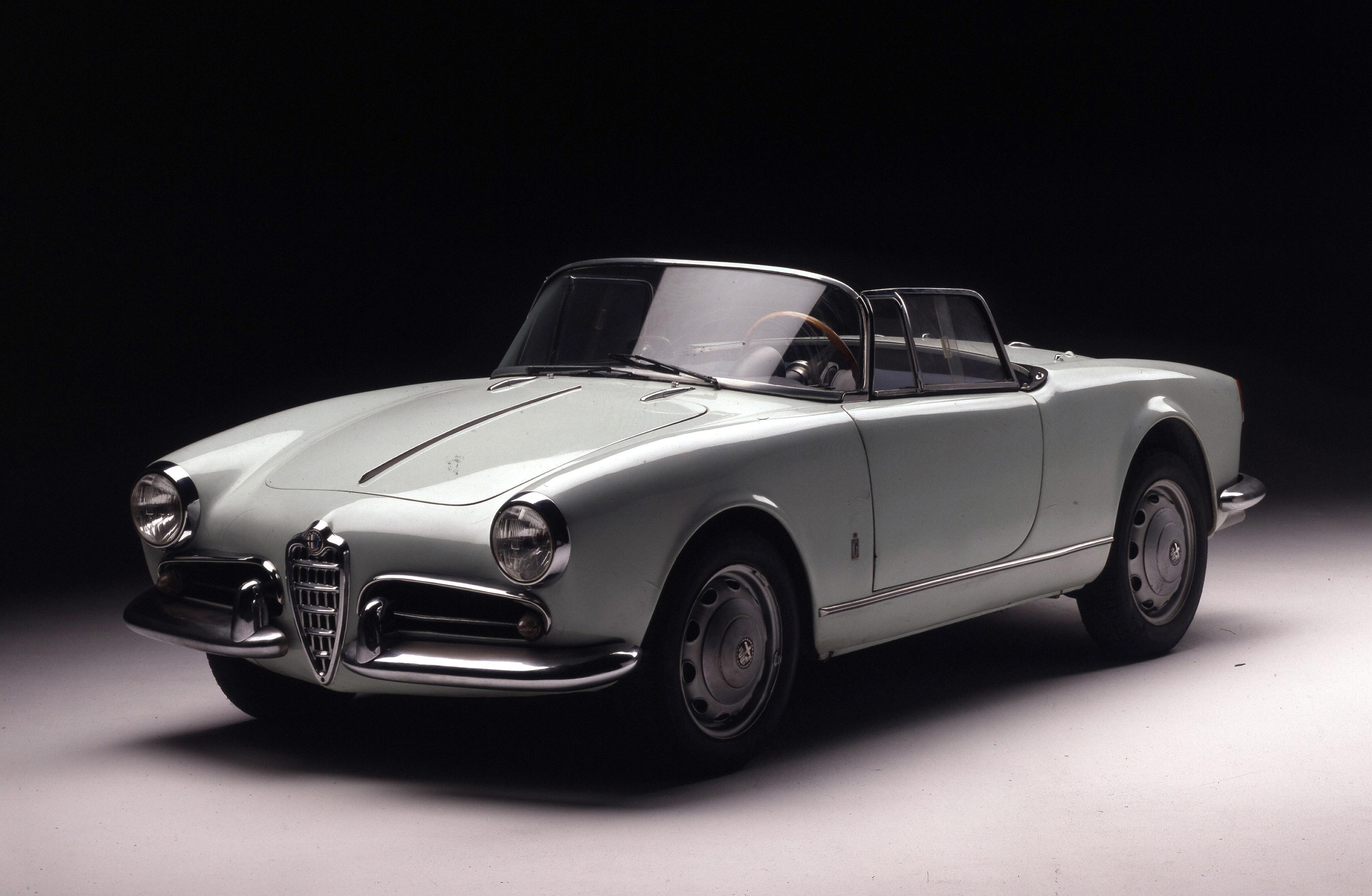 Alfa Romeo Auf Der Techno Classica 60 Jahre Giulietta