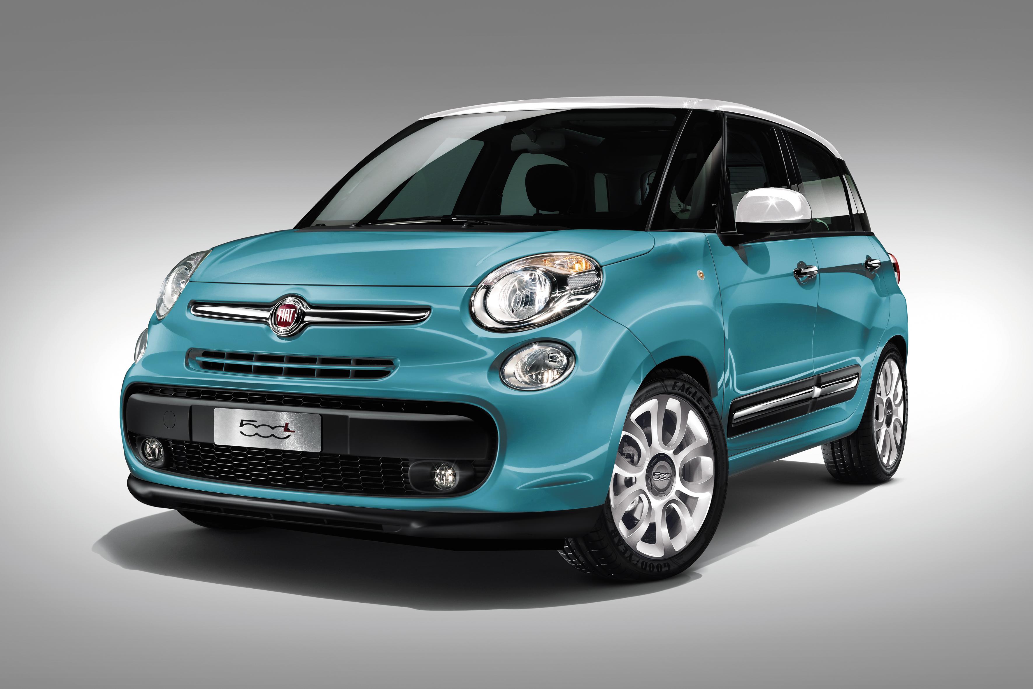 Fiat auf der Paris International Motor Show Paris: Der ...