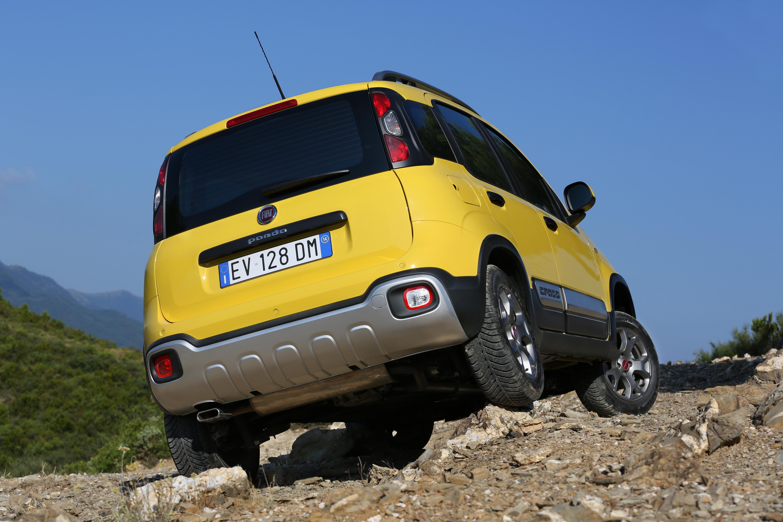 Der neue Fiat Panda Cross - der Erste seiner Art ...