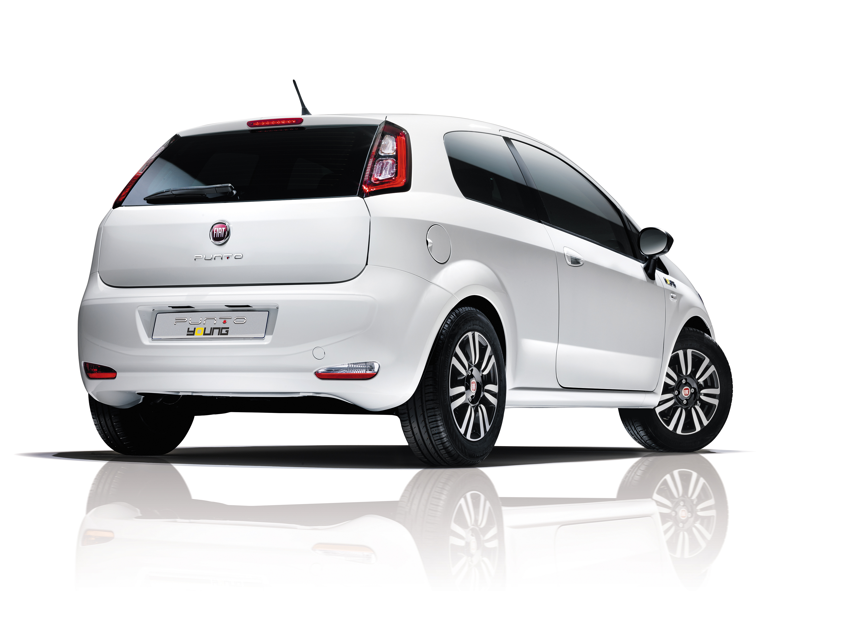 Fiat Panda Young Und Fiat Punto Young Attraktiv