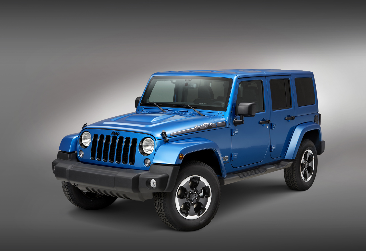 lo stand jeep a francoforte press releases fiat chrysler. Cars Review. Best American Auto & Cars Review
