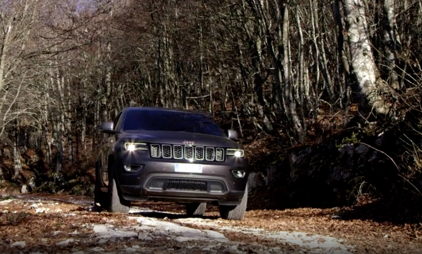 2017 Jeep Grand Cherokee - 2-minutes clip