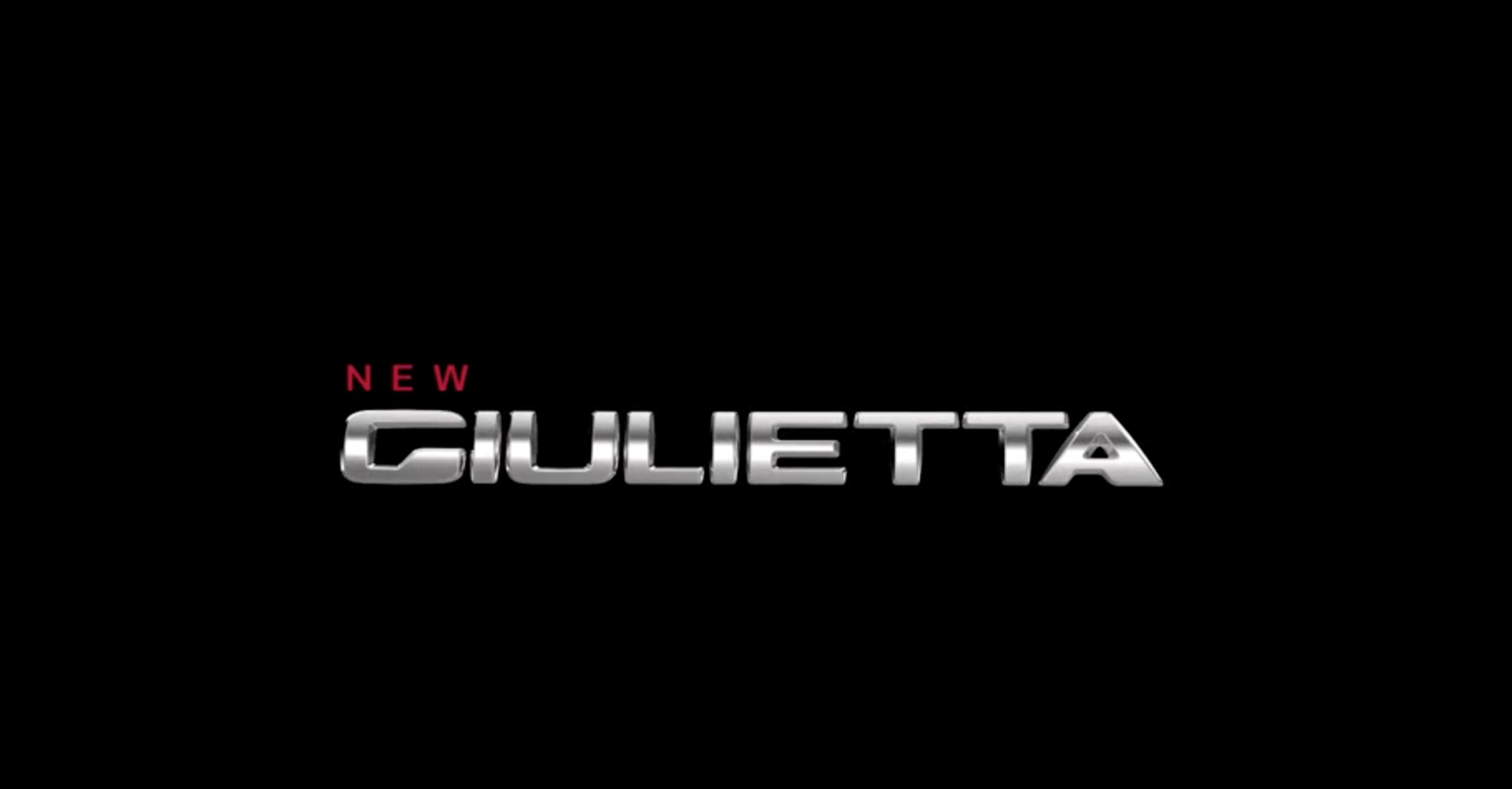 A simultaneous European reveal for New Giulietta