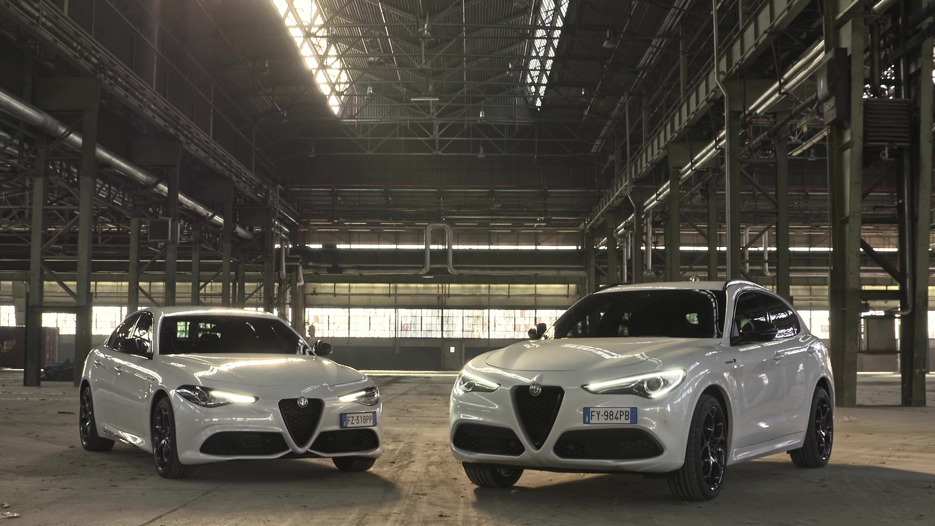 Giulia and Stelvio Model Year 21_Clip