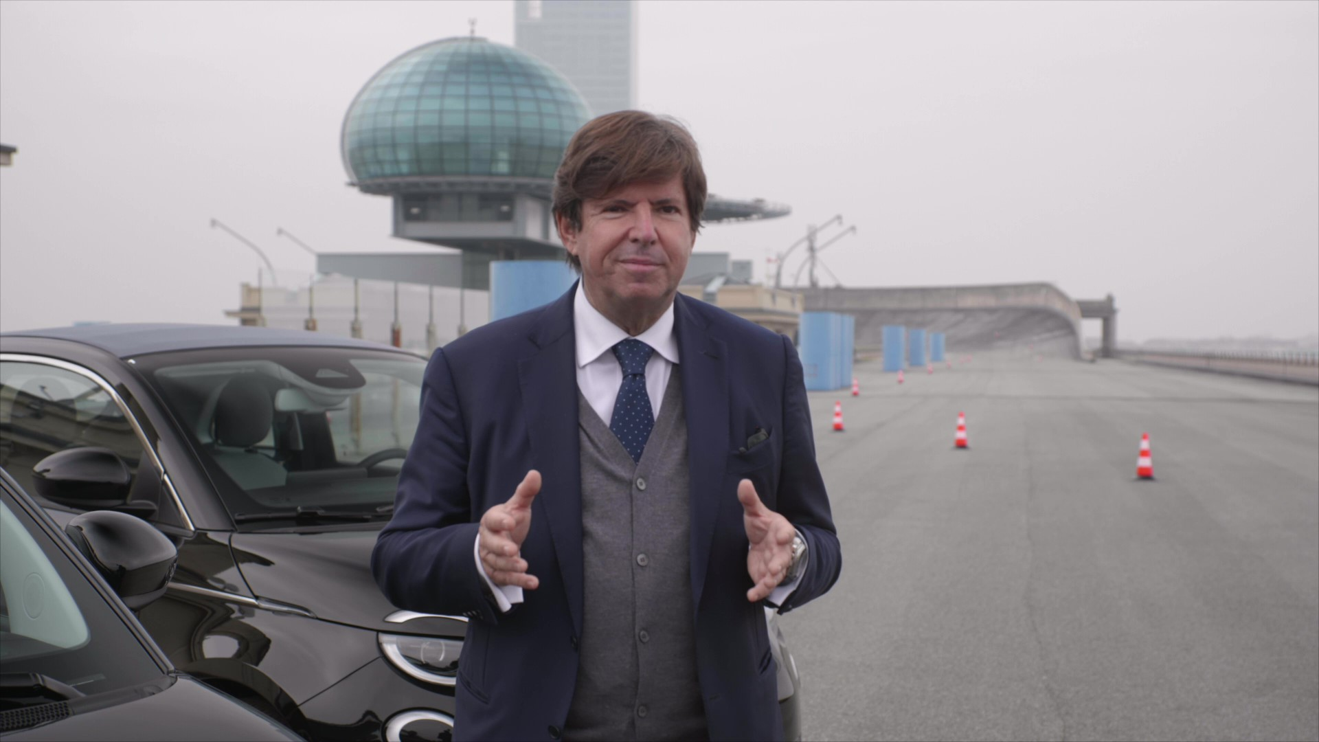Interview with Olivier Francois, President Fiat Brand