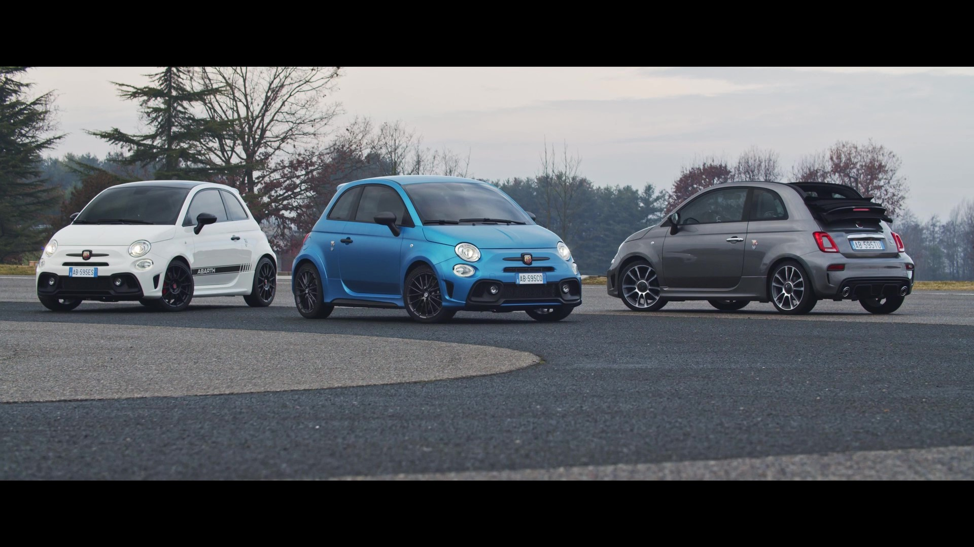 New Abarth 595 range - Videoclip