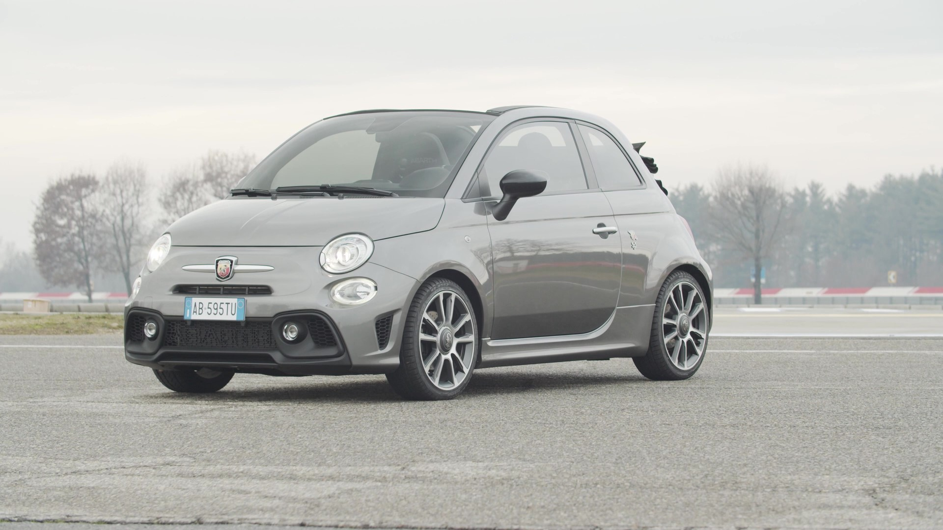 New Abarth 595 Turismo - Footage