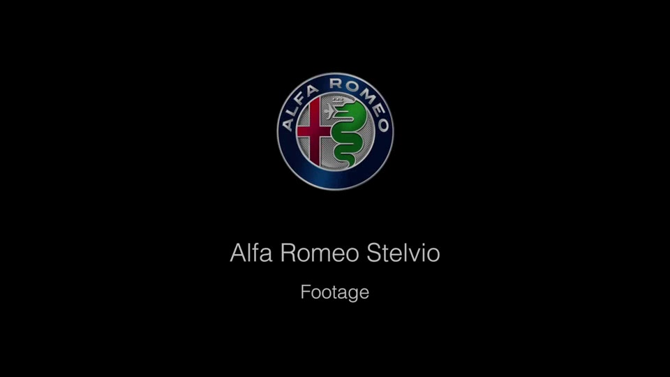 Alfa Romeo Stelvio - In the city (footage, 15 min)