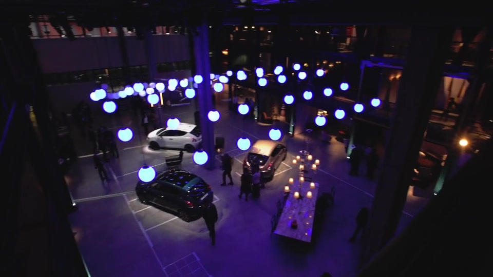 Clip Event New Lancia Ypsilon