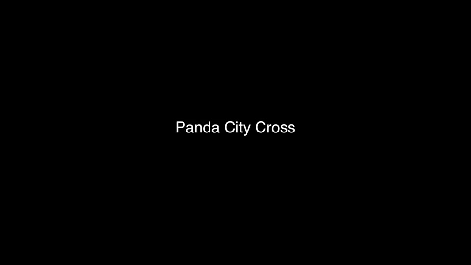 New Panda City Cross Footage