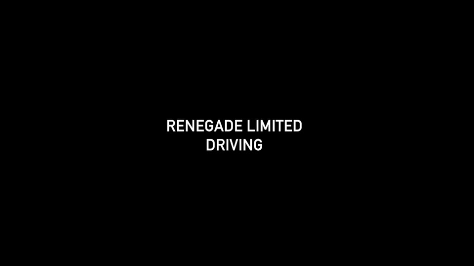 Footage Renegade MY19 Limited