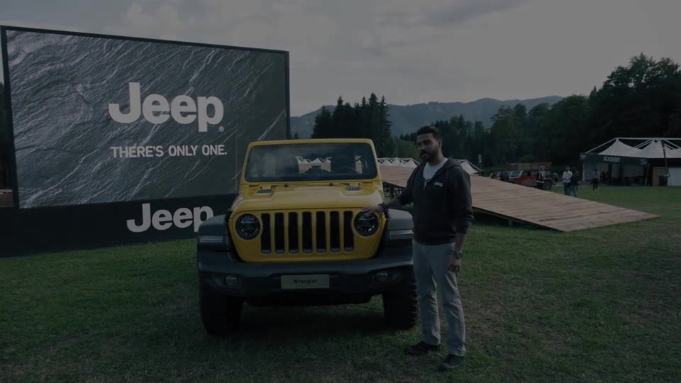 Interview with Chris Piscitelli - Designer Jeep Wrangler