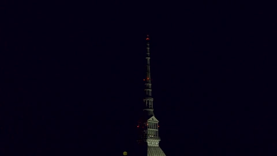 Mole Antonelliana projection