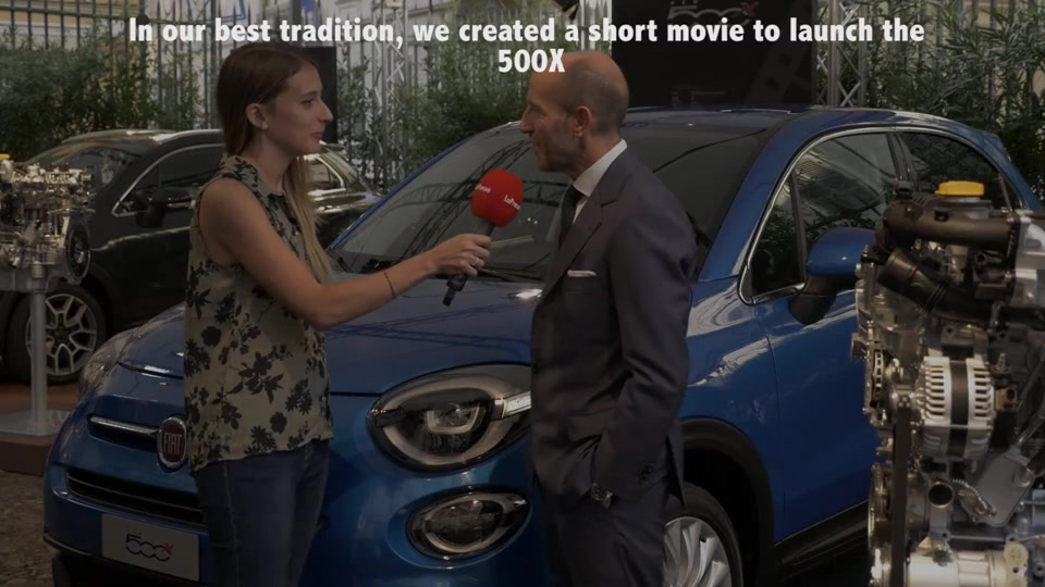Interview Luca Napolitano, head of EMEA Fiat and Abarth brands 1