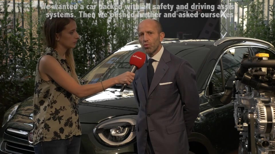 Interview Luca Napolitano, head of EMEA Fiat and Abarth brands 3