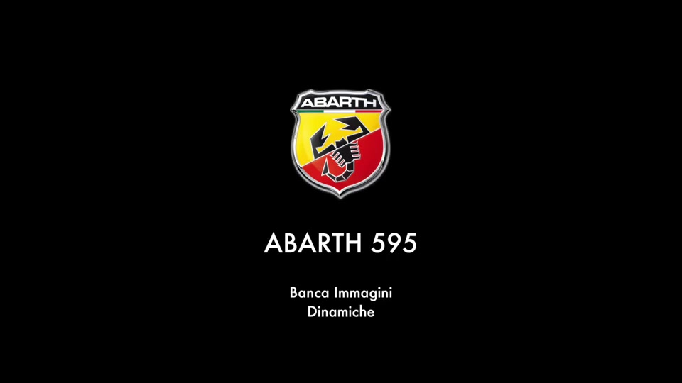 Abarth 595 Footage_01