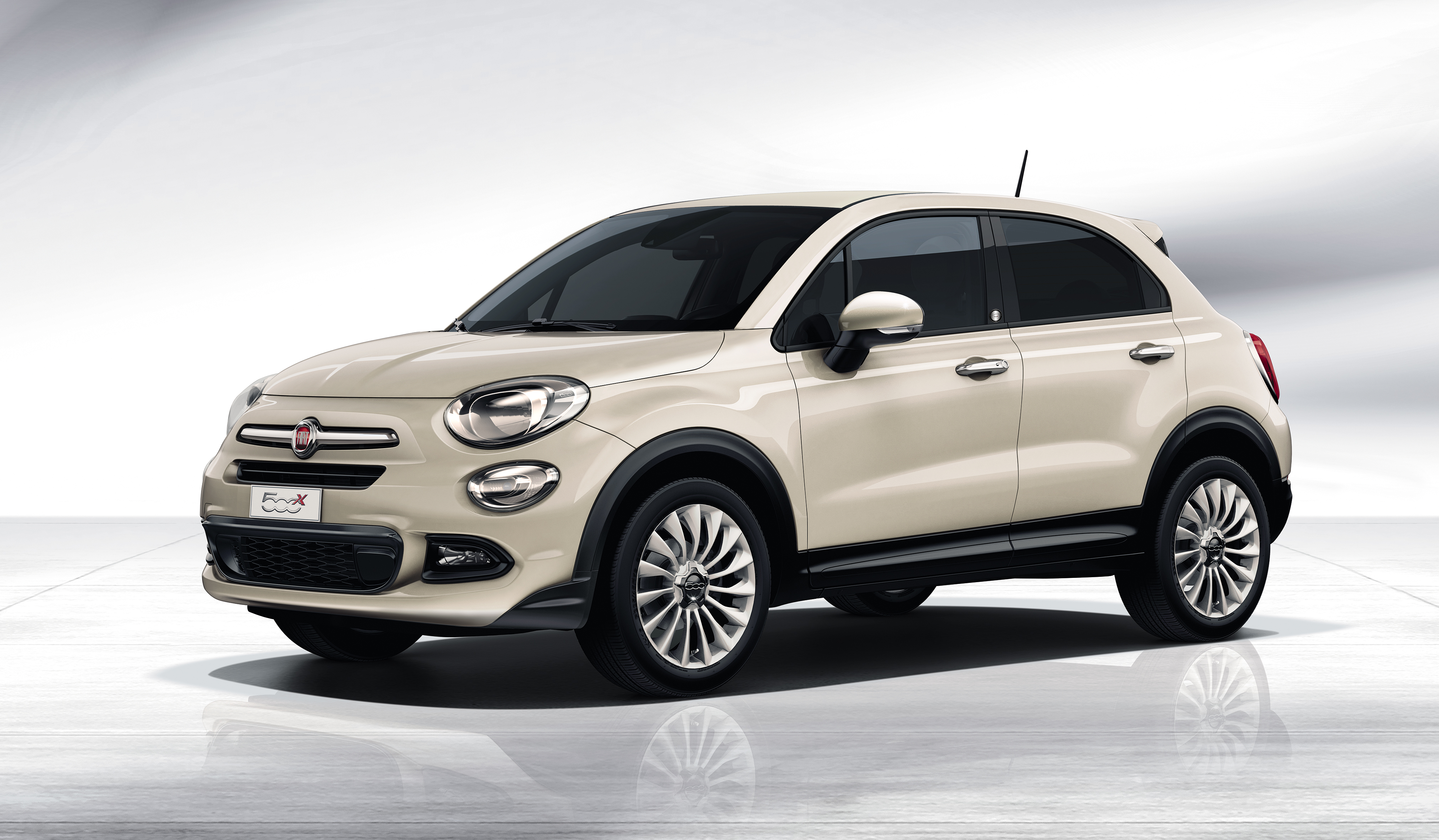 fiat 500x opening edition una exclusiva para. Black Bedroom Furniture Sets. Home Design Ideas