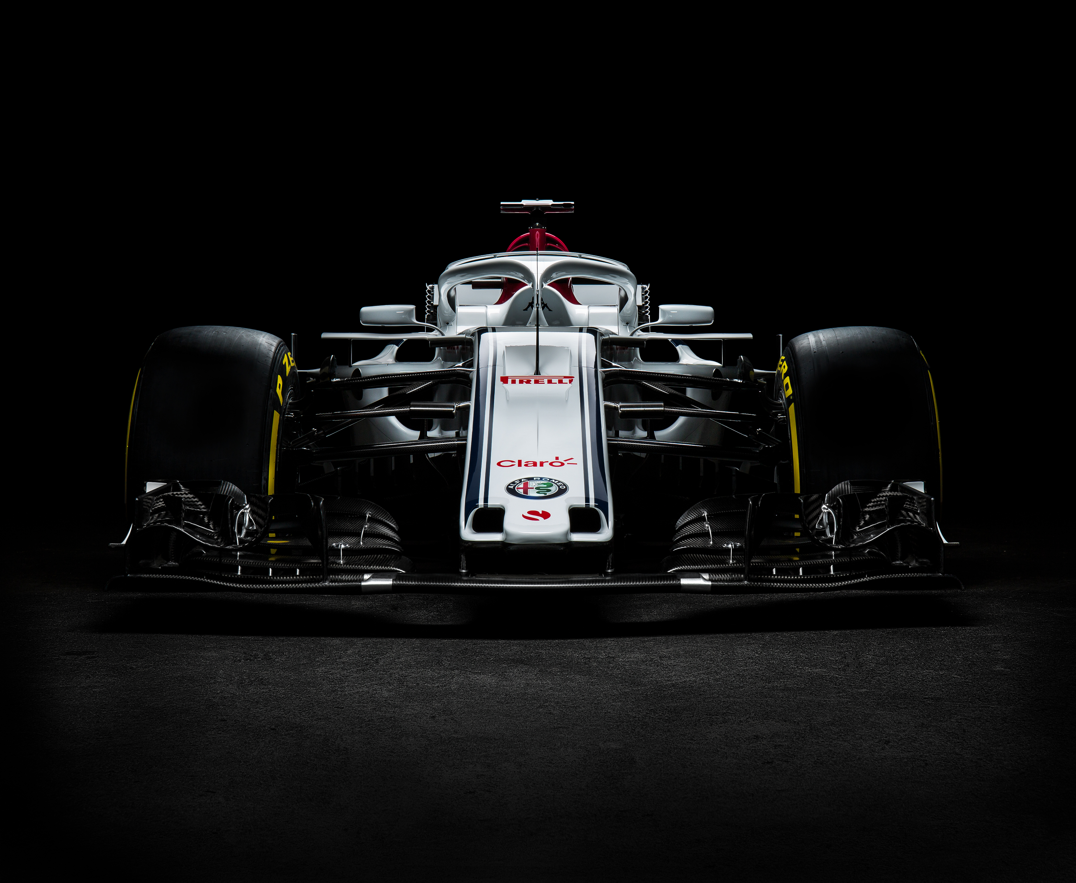 The Alfa Romeo Sauber F1 Team Reveals C37 Press Fiat Group Pinterest Front Images