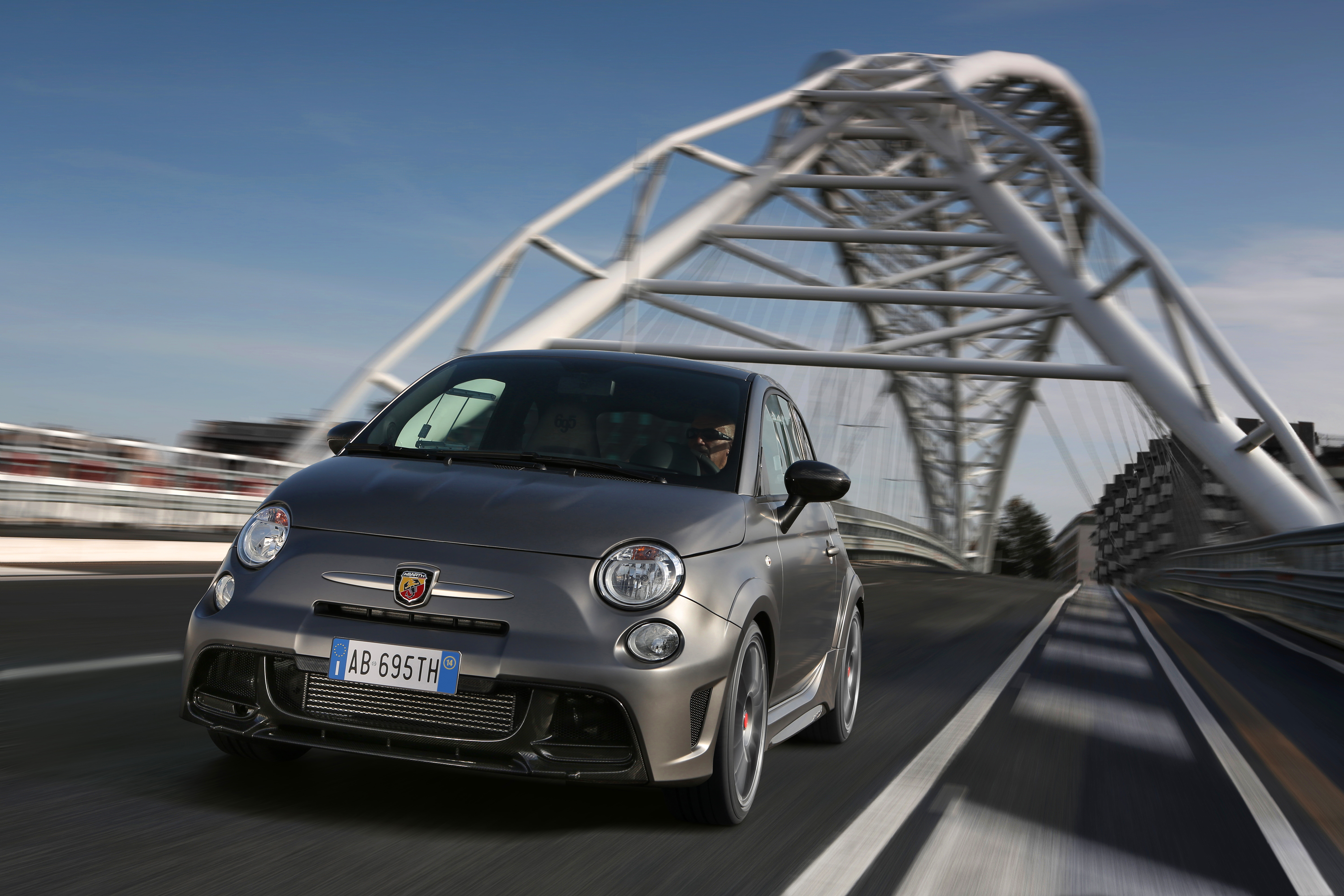 Abarth Biposto 695: Worlds Smallest Supercar Officially Lands In Australia pictures