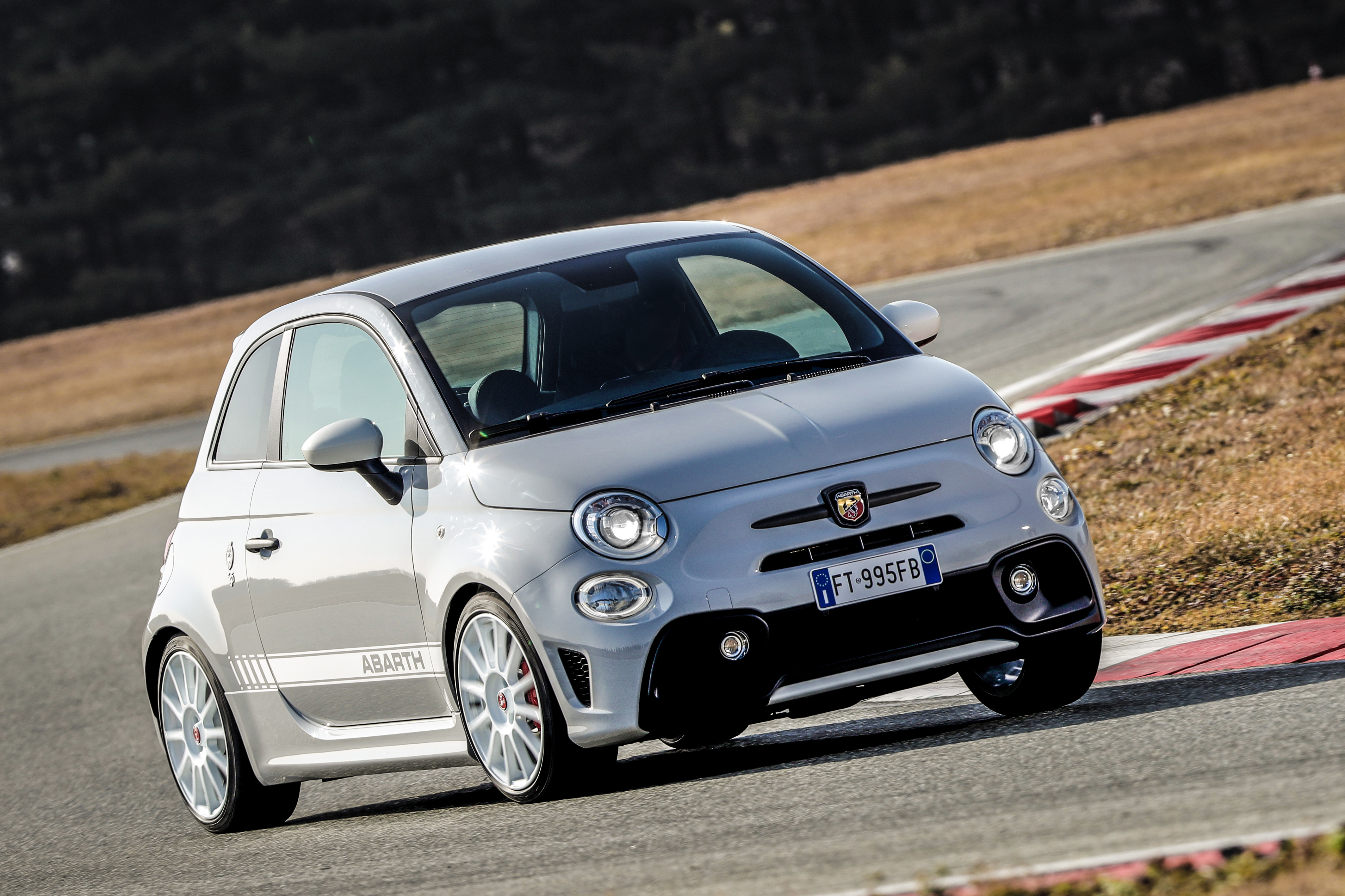 Abarth Is Celebrating  Years Of History And Introducing The  Esseesse And The  Rally Tribute At The Geneva International Motor Show Press Releases