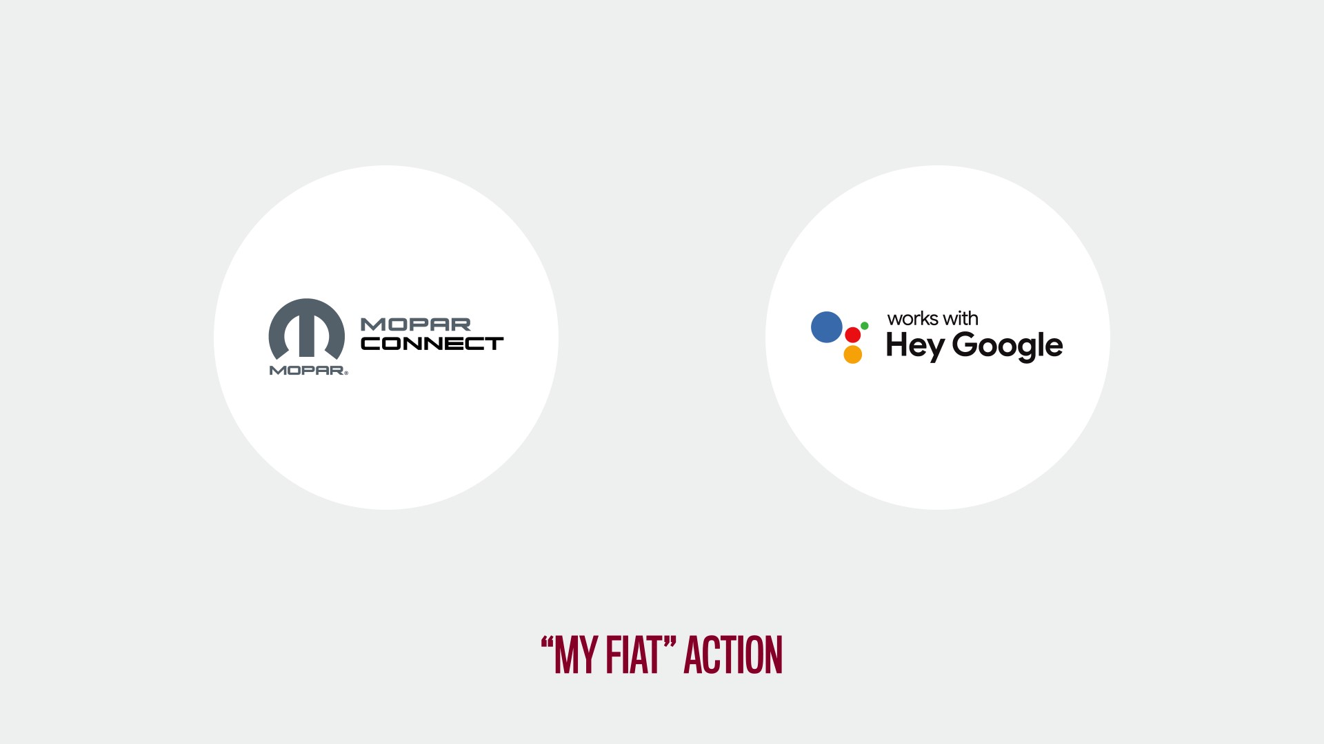 Nuova Famiglia 500 Hey Google - Mopar Connect integration with Google Assistant_Videoclip