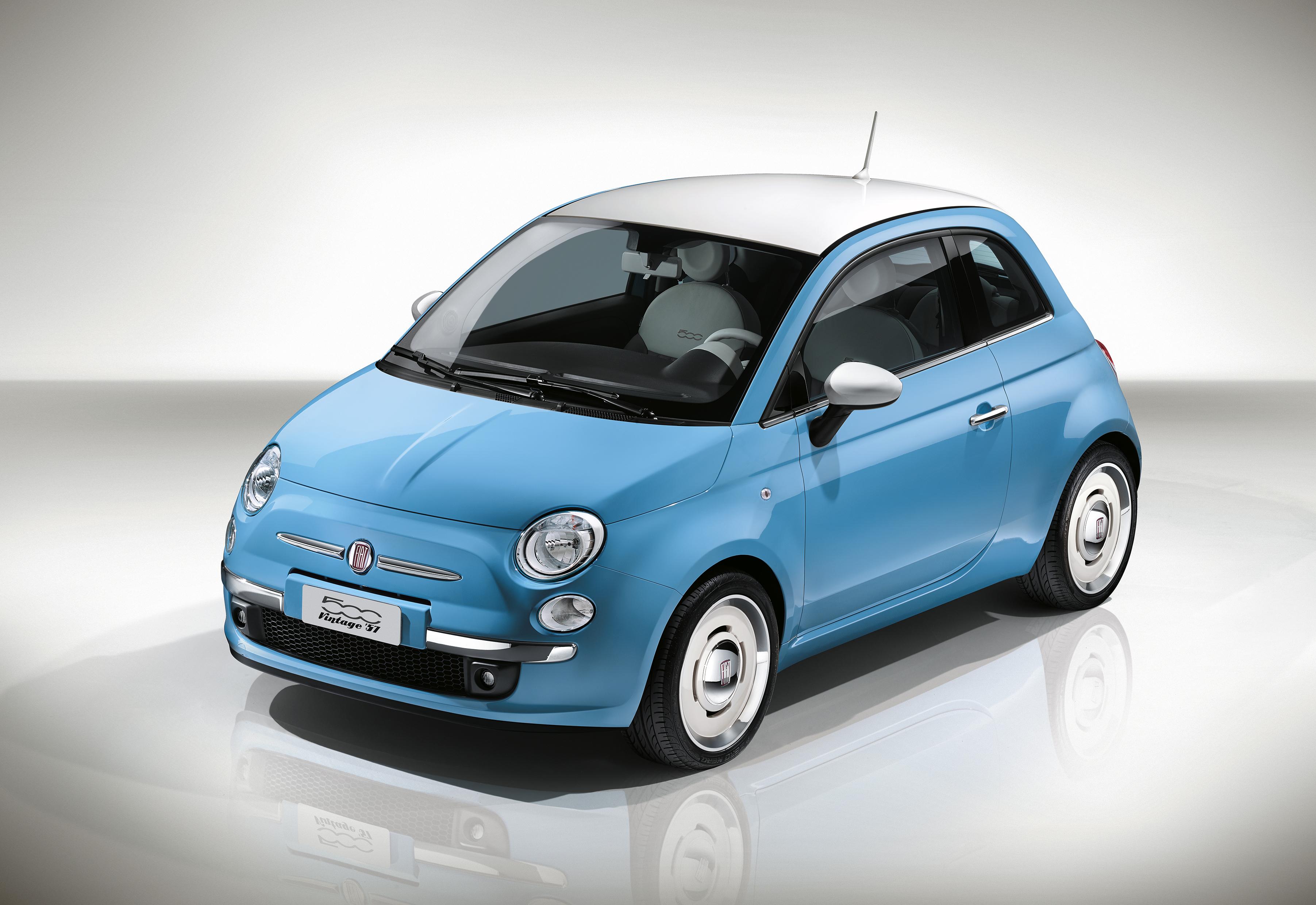 Fiat Na Międzynarodowym Salonie Samochodowym Genewa 2015