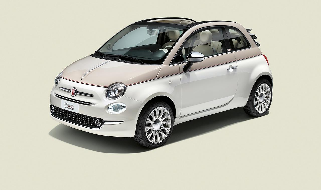 Marka Fiat Na Międzynarodowym Salonie Samochodowym Genewa