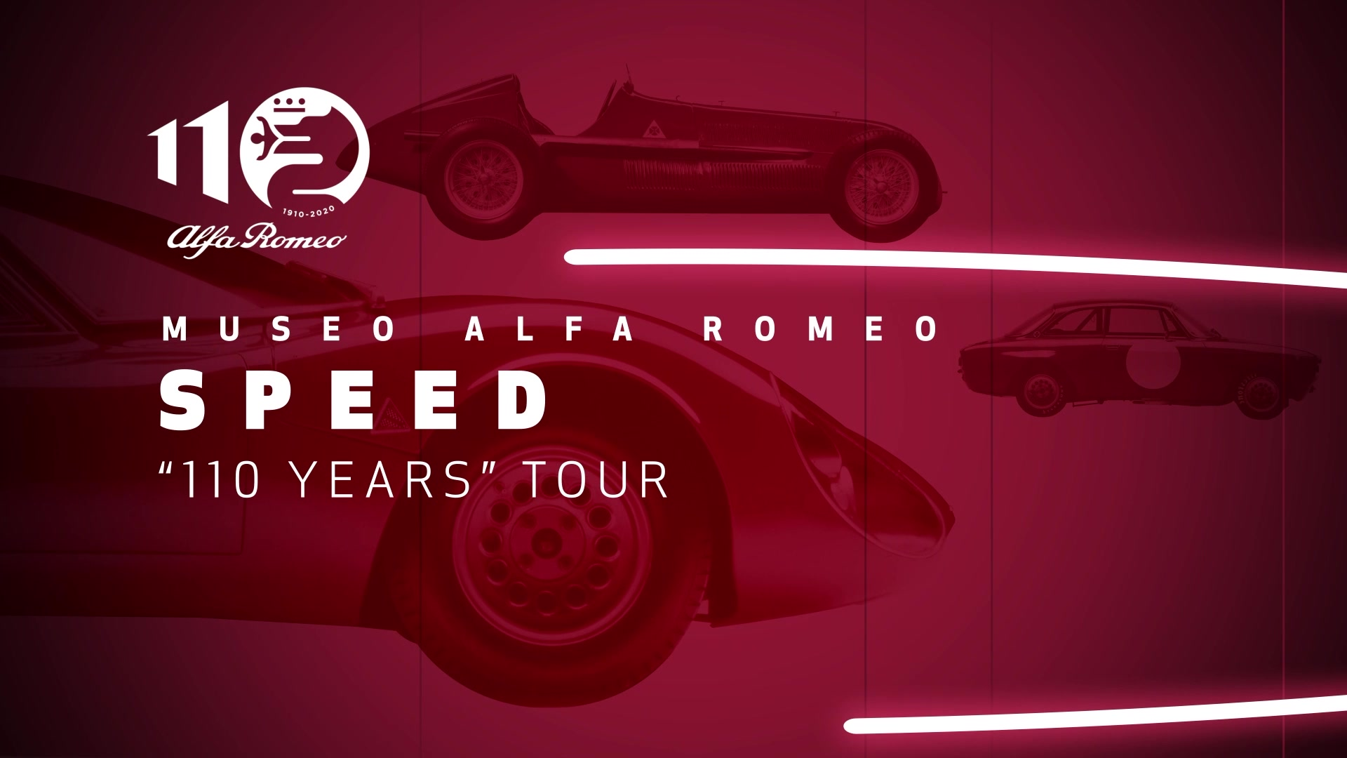 Tour 110 years - Speed