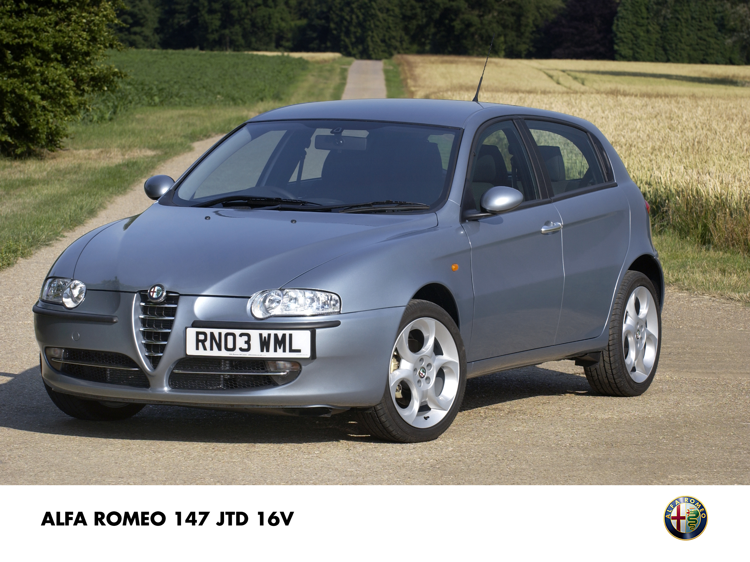 NEW PERFORMANCE DIESEL FOR ALFA 147 - Press - Fiat Group ...