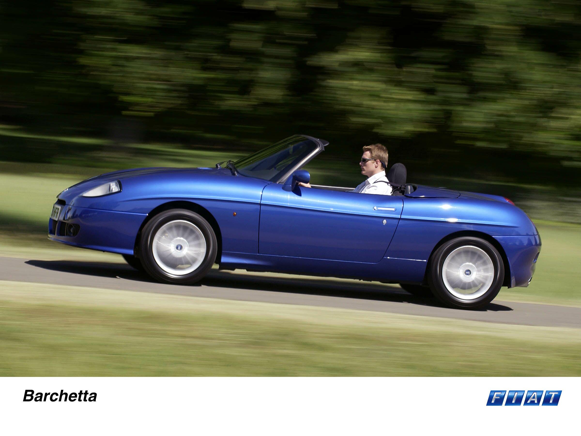 fiat barchetta wallpaper convertible cars brachetta italia wallpaperup cabriolet