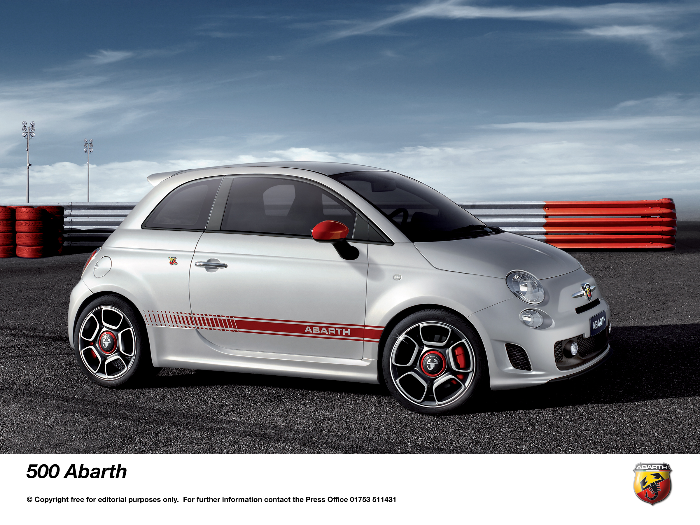 Johnston Chrysler Fiat >> NEW 500 ABARTH DEBUTS AT GENEVA - Press - Fiat Group Automobiles Press