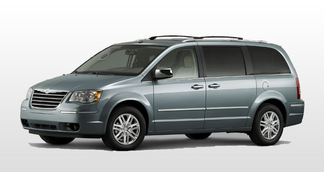 chrysler grand voyager a luxury family vehicle press. Black Bedroom Furniture Sets. Home Design Ideas