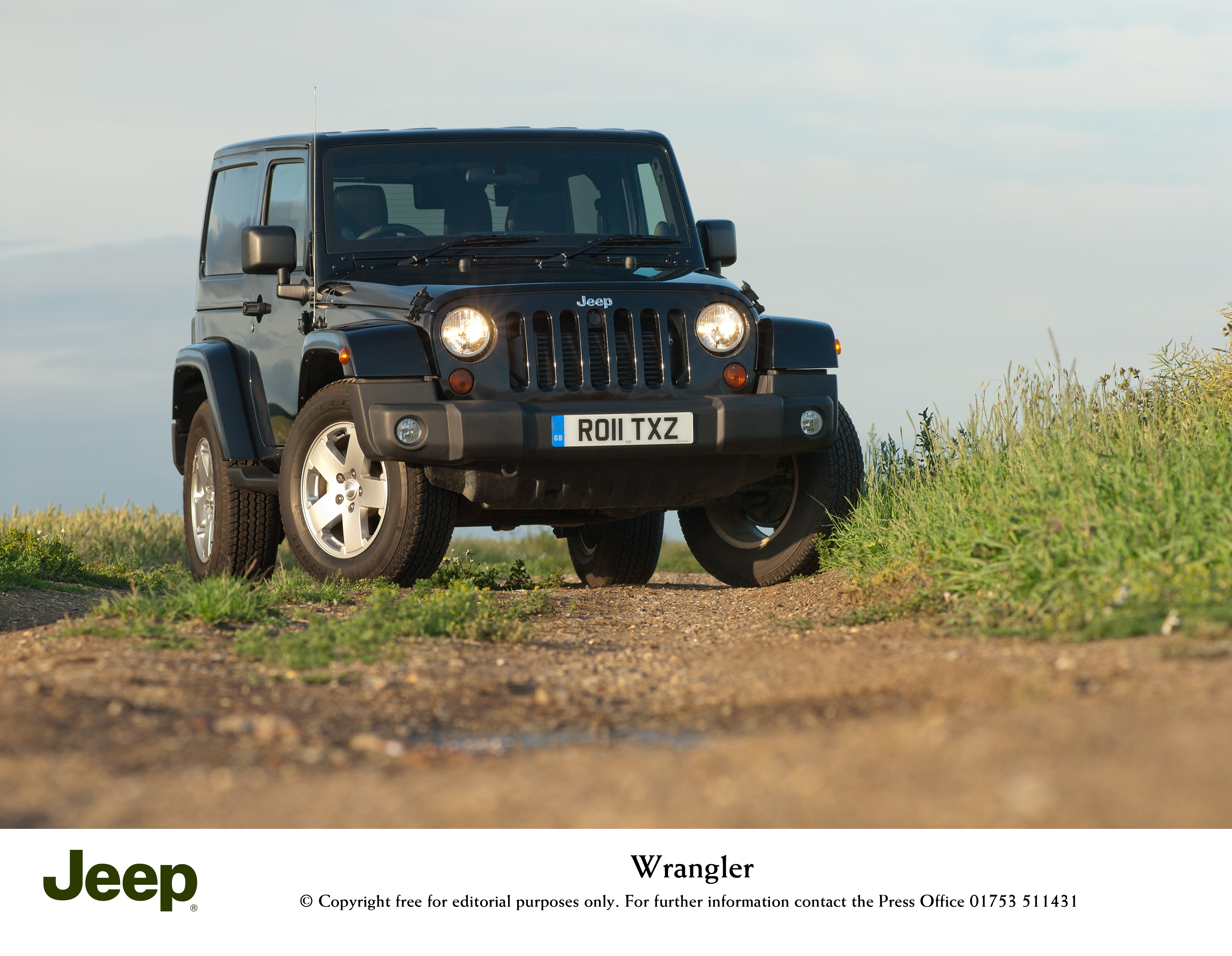 Jeep Wrangler And Unlimited Press Pack 2005 Frame Images