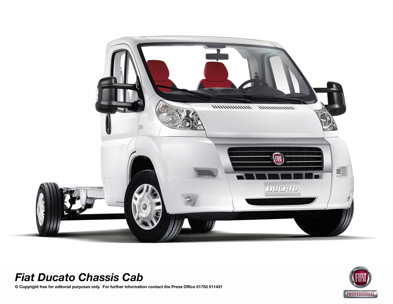 Fiat Professional At The Motorhome Caravan Show 2012
