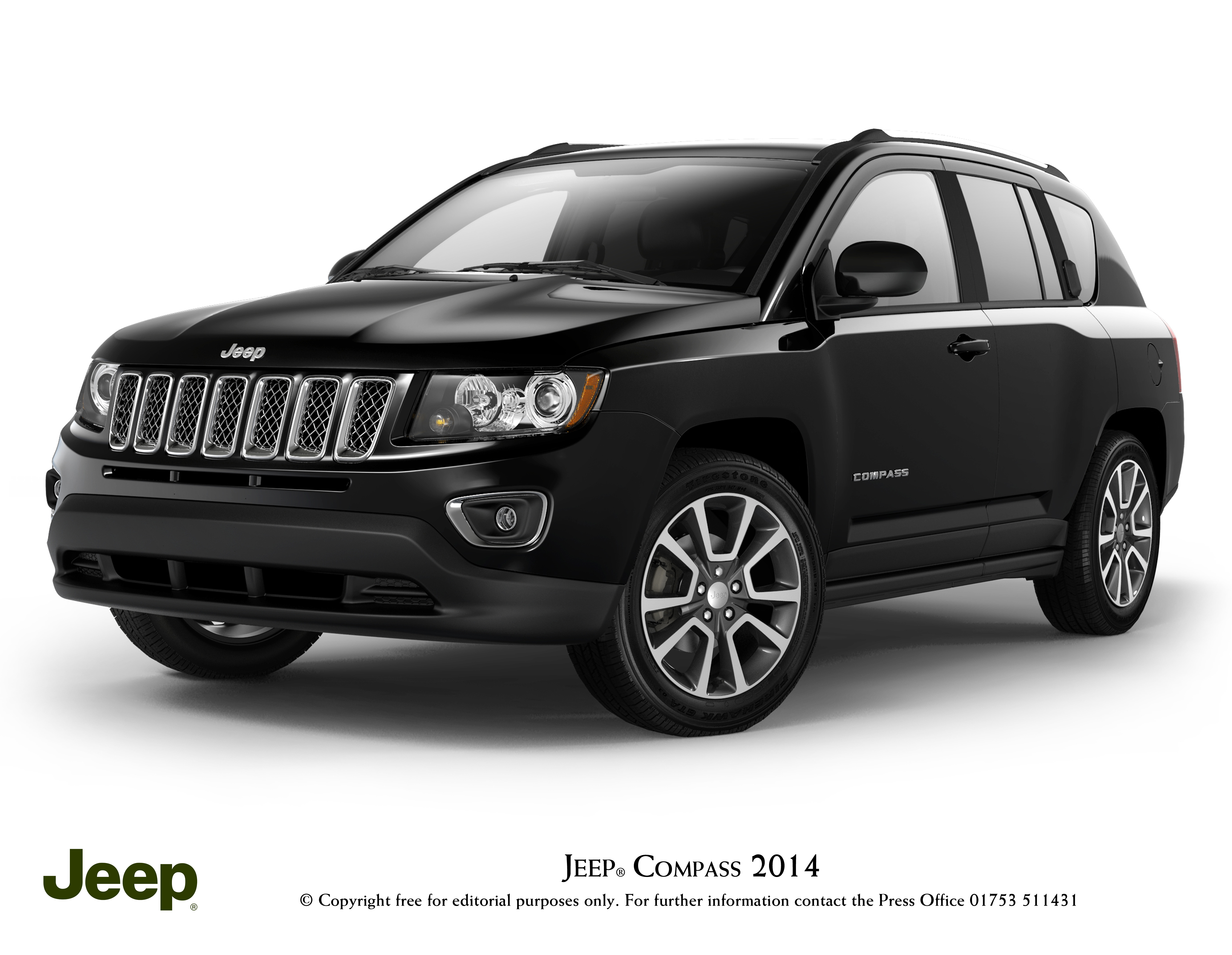 Johnston Chrysler Fiat >> JEEP® COMPASS: THE REFRESHED URBAN COMPACT SUV OF THE JEEP BRAND ARRIVES IN UK SHOWROOMS - Press ...