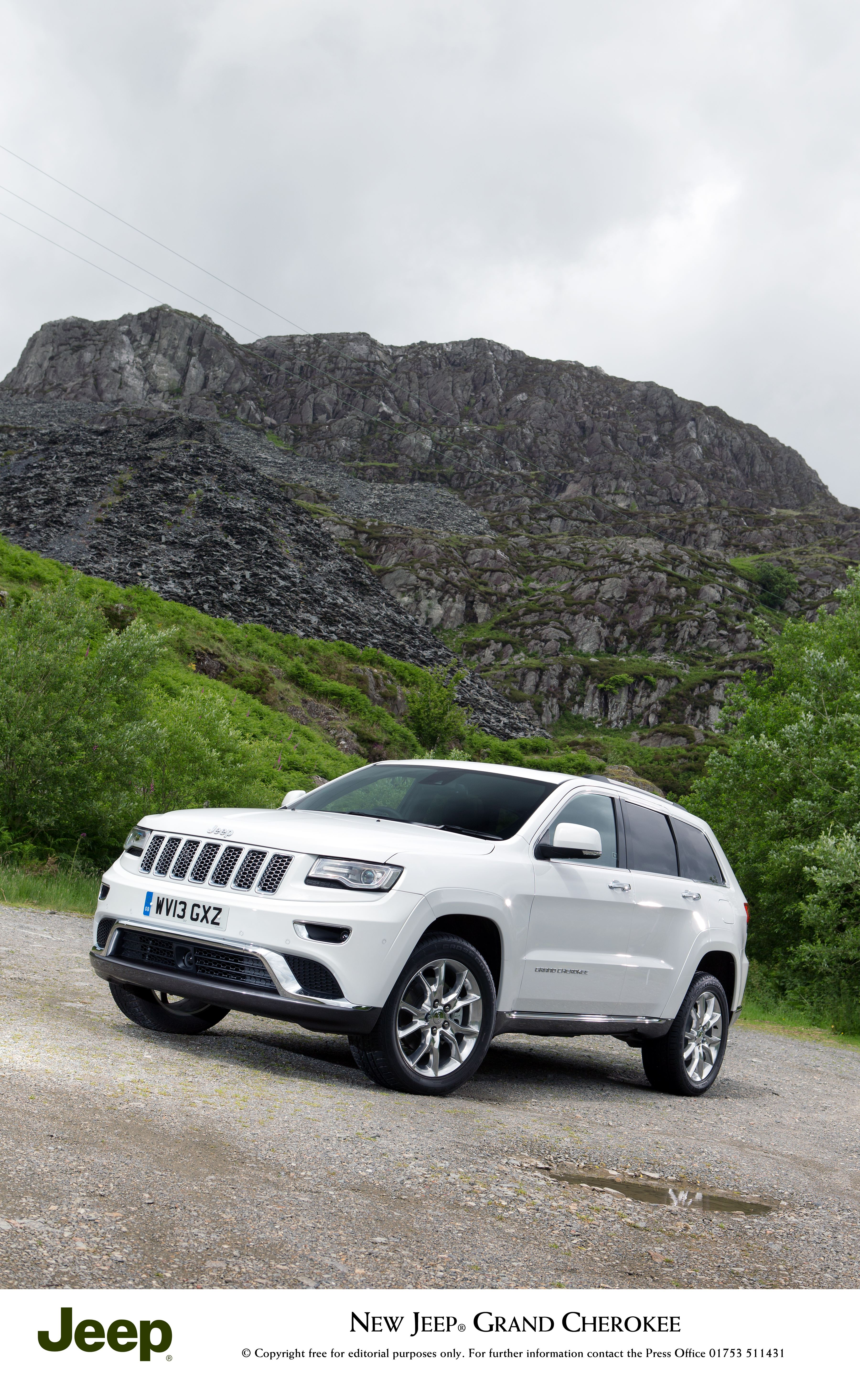 2014 JEEP GRAND CHEROKEE TECHNOLOGICAL EVOLUTION OF THE SPECIES