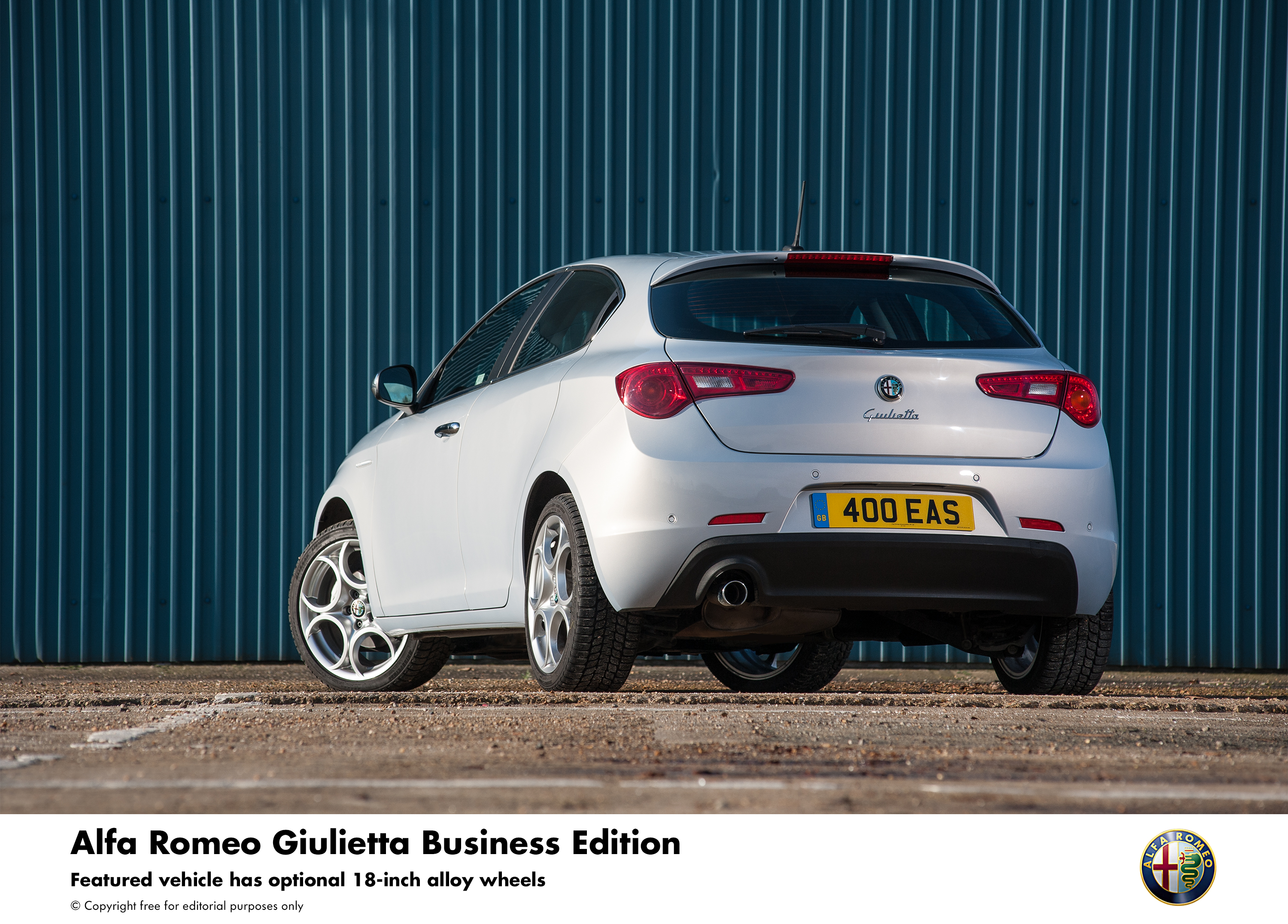 new alfa romeo giulietta business edition launched in the uk press fiat group automobiles press. Black Bedroom Furniture Sets. Home Design Ideas