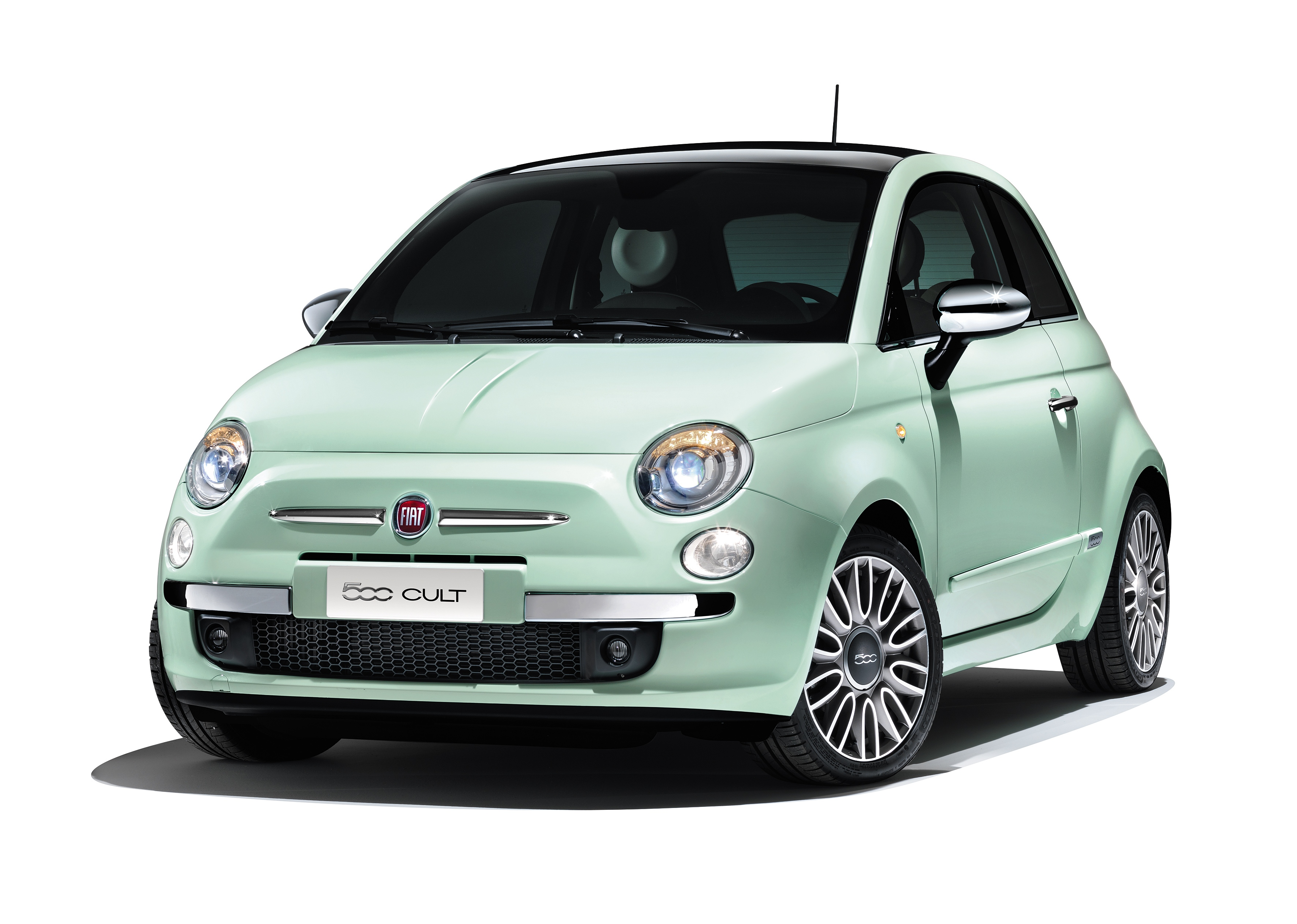 the 2014 fiat 500 range including new cult and twinair. Black Bedroom Furniture Sets. Home Design Ideas