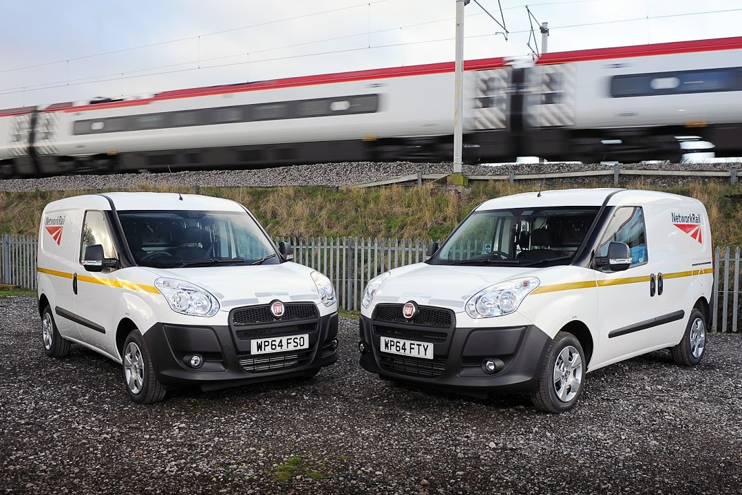 Fiat Doblo Cargo Is Vehicle Of Choice For New Network Rail