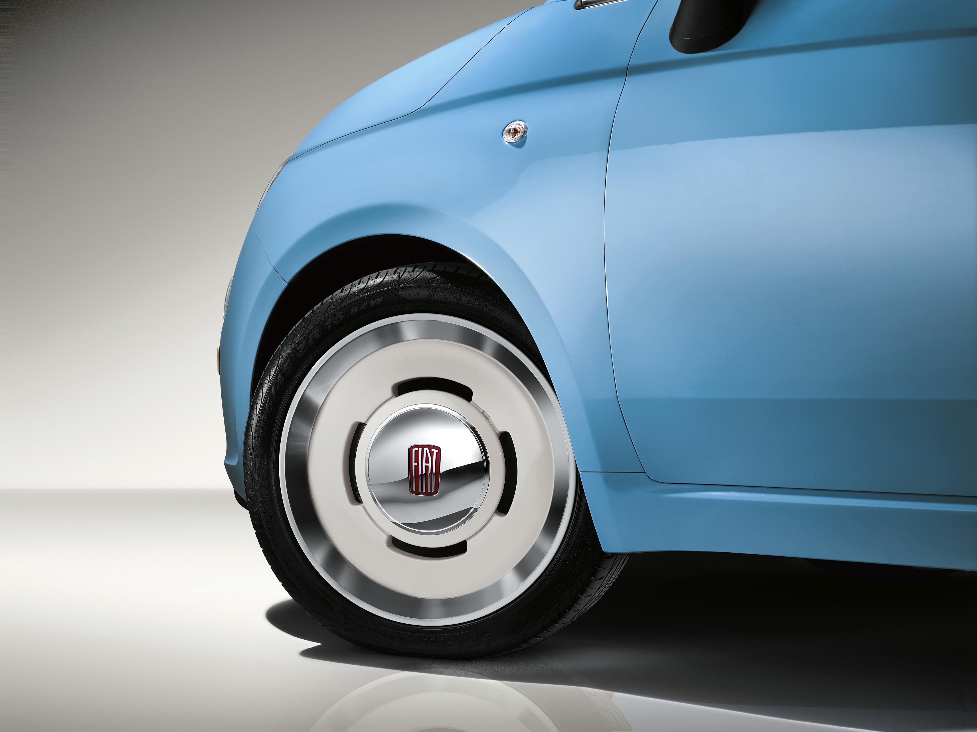 Fiat 500 Vintage 57 To Debut At 2015 Geneva Motor Show