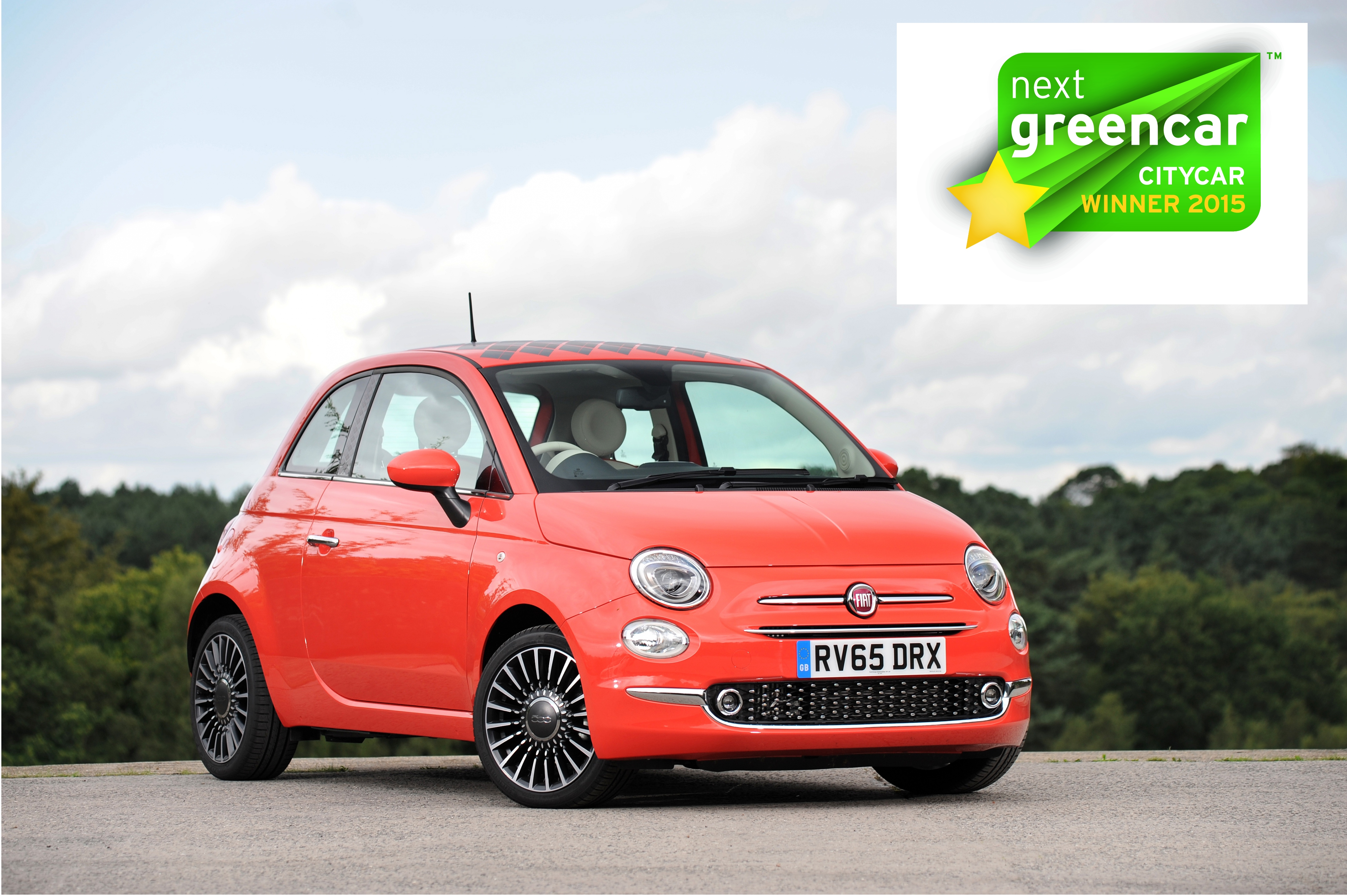 New Fiat 500 Wins City Car Award In Next Green Awards 2015 126 Alternator Wiring Diagram Images