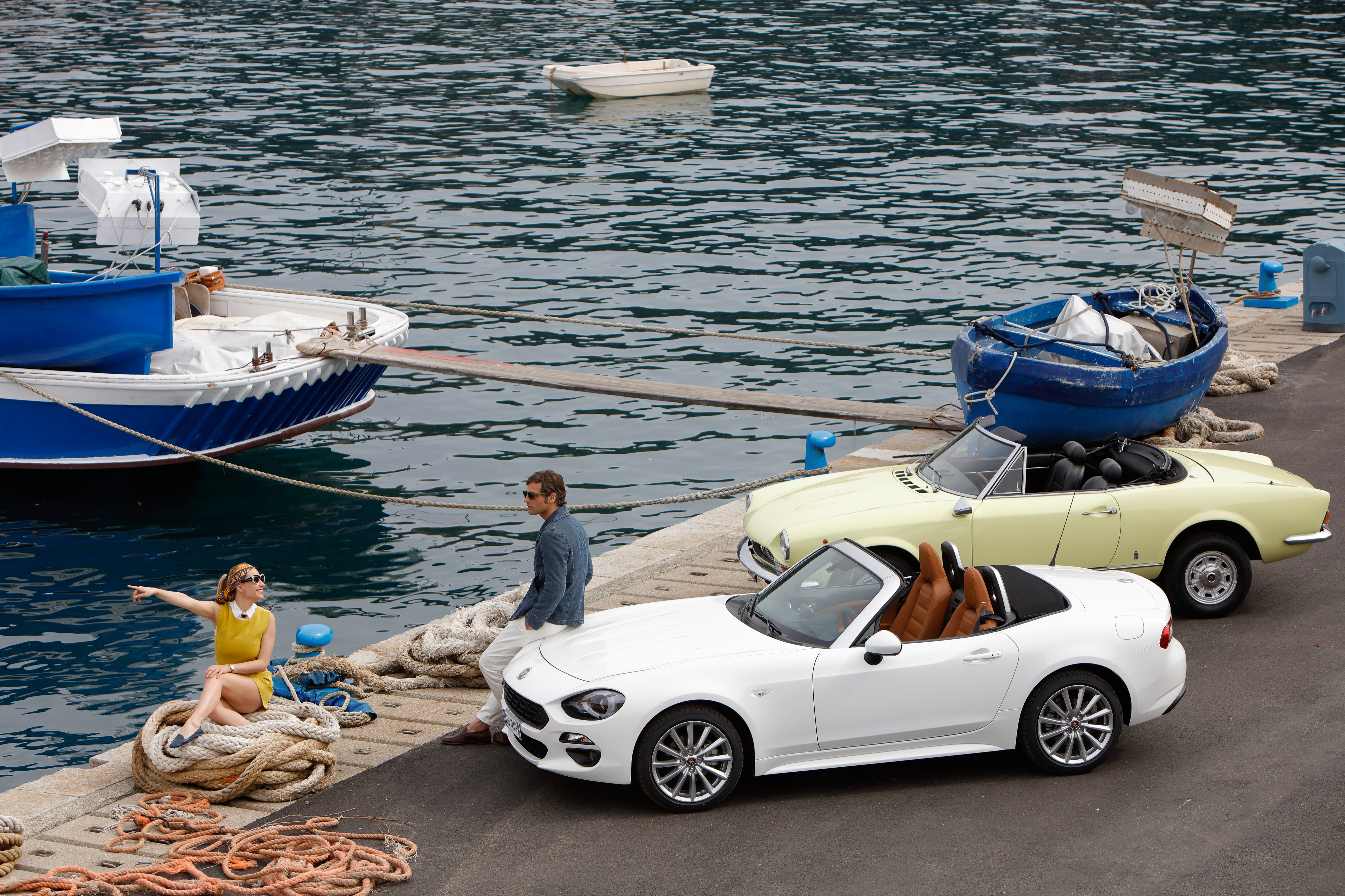 The New Fiat 124 Spider Pricing And Specifications