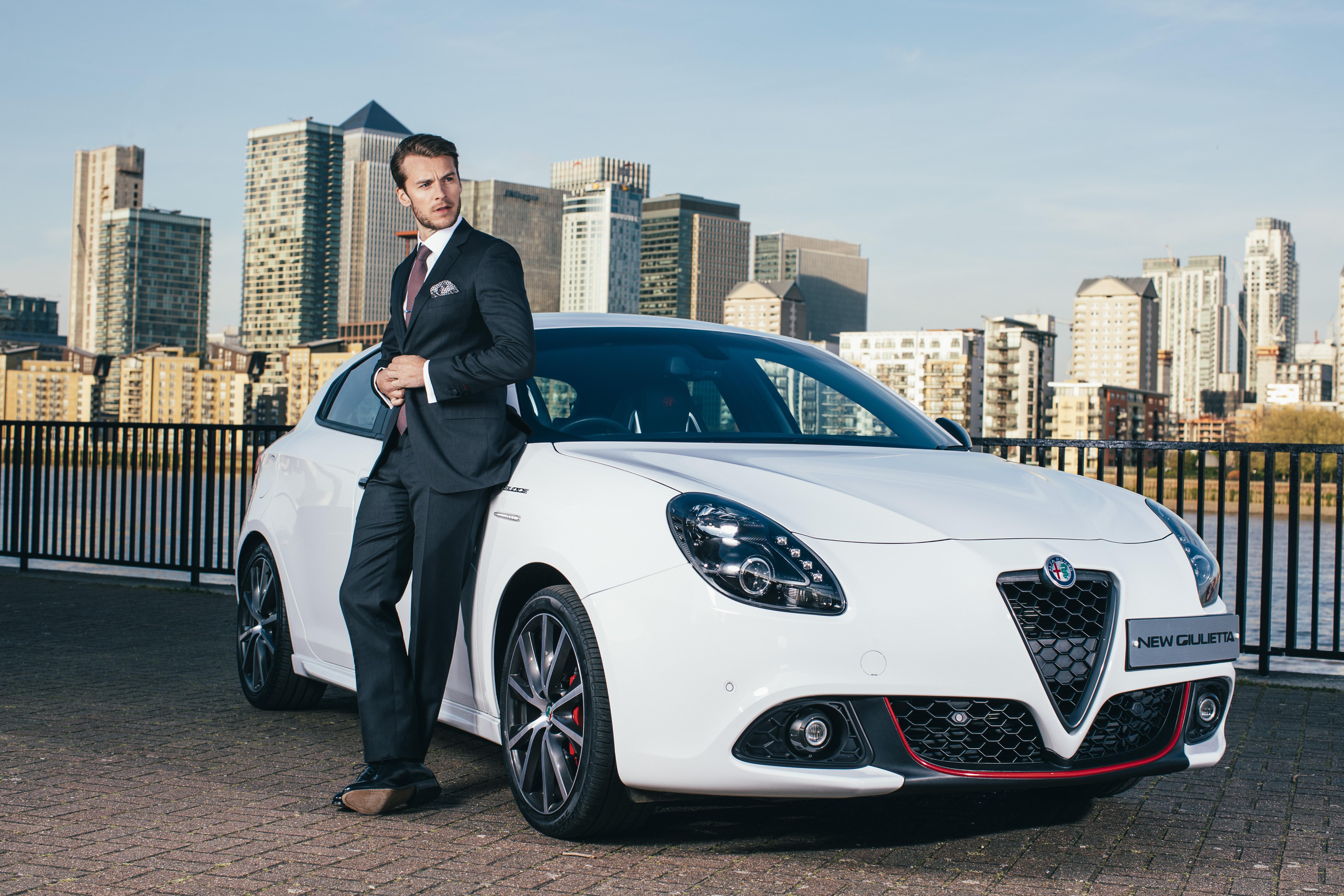 Alfa Romeo Mito >> ALFA ROMEO PARTNERS WITH BRITISH TAILOR HAWES & CURTIS TO CREATE CUTTING EDGE HIGH PERFORMANCE ...