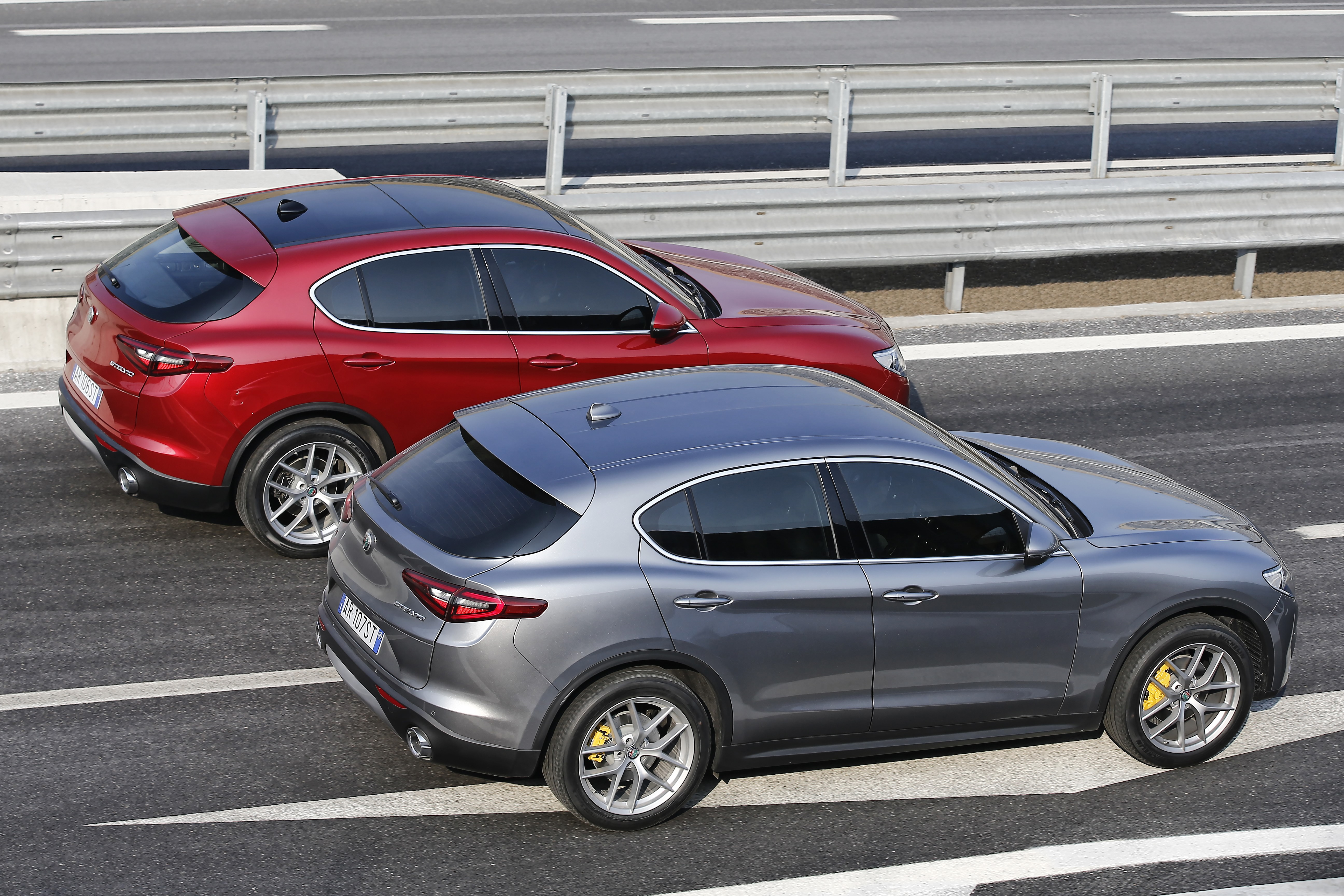 ALFA ROMEO UNVEILS STELVIO FOR FIRST TIME IN EUROPE ...