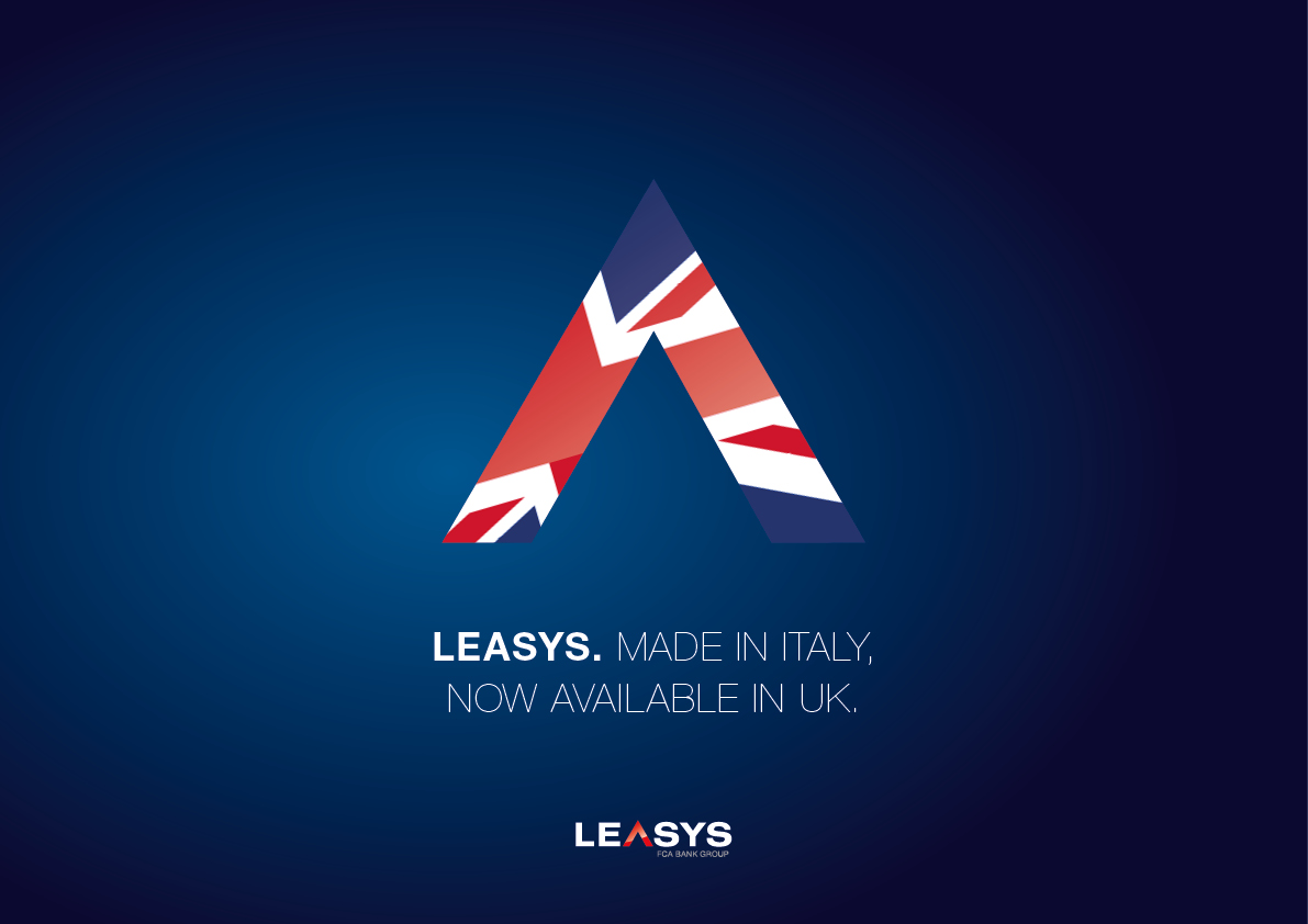 Leasys Arrives In The Uk Press Fiat Group Automobiles